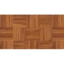 Basic Mosaikparkett Doussie/Afzelia natur Würfelverband - 8x22,86x160 mm