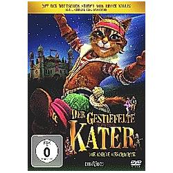 Der gestiefelte Kater - Die wahre Geschichte - DVD  Filme