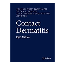 Contact Dermatitis  w. CD-ROM - Buch