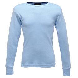 Herren Thermo Unterhemd Langarm | Regatta Hardwear blue XL