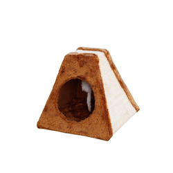 SILVIO design Tierbett Pyramide, Katzenhoehle