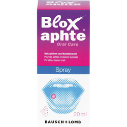 BLOXAPHTE Oral Care Spray 20 ml