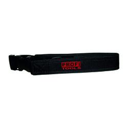 Gewebegürtel Nylon, 135 cm x 50 mm, schwarz