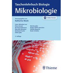 Taschenlehrbuch Biologie: Mikrobiologie: Buch von