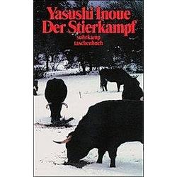 Der Stierkampf. Yasushi Inoue  - Buch