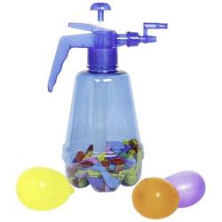 Splash & Fun Wasserbombenpumpe,inklusive 150 Wasserbomben 77604006