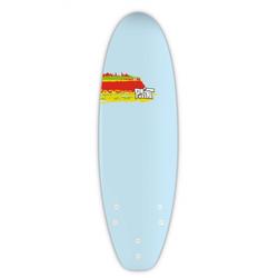 BIC Wellenreiter Paint Shortboard günstig 20 surfboard surf, Größe: 6'0''
