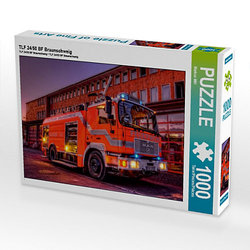 TLF 24/50 BF Braunschweig Lege-Größe 64 x 48 cm Foto-Puzzle Bild von Markus Will Puzzle