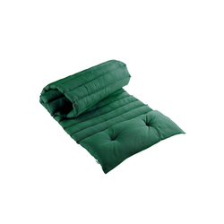 dynamic24 Liegenauflage, Premium Liegenauflage 180x60 Auflage Liegen Gartenliegen Sonnenliegen Holzliegen grün
