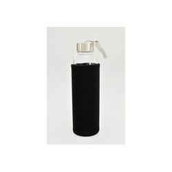 HTI-Line Trinkflasche Trinkflasche Trinkflasche, Trinkflasche schwarz