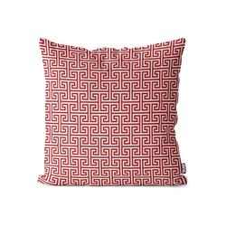 Kissenbezug, VOID (1 Stück), Orientalisches Muster Kissenbezug Orient Urlaub Fliesen gemustert orientalisch 40 cm x 40 cm