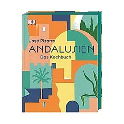 Andalusien. José Pizarro  - Buch