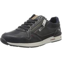 MUSTANG Herren 4154-304 Sneaker, Blau (Navy 820), 44