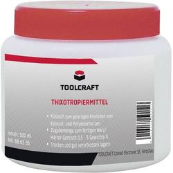 TOOLCRAFT 886596 Thixotropiermittel 500ml