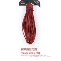 MSR Ultralight Cord 10m Zelt Zubehör-Schwarz-10