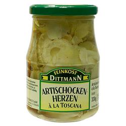 Dittmann - Artischockenherzen - 330g