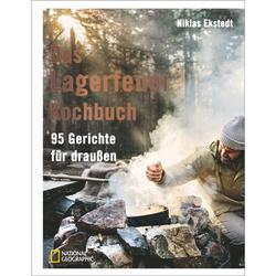 DAS LAGERFEUER-KOCHBUCH - Kochbücher