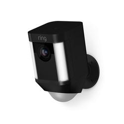 Ring Spotlight Cam Sicherheitskamera mit LED batteriebetrieben Überwachungskamera
