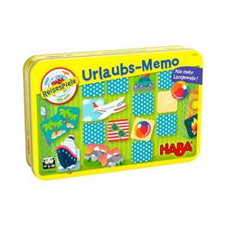 Haba Spiel, Urlaubs-Memo