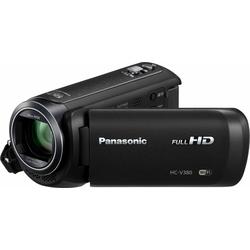 Panasonic HC-V380EG-K Camcorder (Full HD, WLAN (Wi-Fi), 50x opt. Zoom, Bildstabilisator)