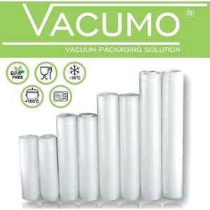 VACUMO S-VAC struktur Vakuumrolle Vakuumbeutel für CASO Vakuumierer geeignet