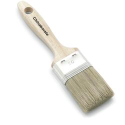 Profi-Maler-Lackierpinsel, 12. Stärke, Streichpinsel mit heller Chinaborste, für höchste Ansprüche, Größe: 50 mm, Borstenlänge: 55 mm