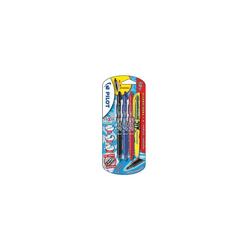 PILOT Tintenroller Tintenroller Frixion, 4 Farben