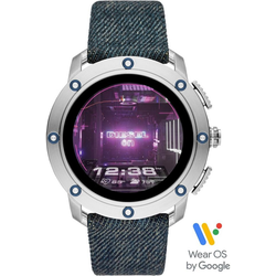 DIESEL ON AXIAL, DZT2015 Smartwatch