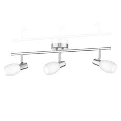Deckenleuchte LUPI, dreiflammig inkl. 300lm LED E14 Lampen, warm-weiß