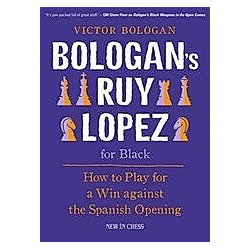 Bologan`s Ruy Lopez for Black