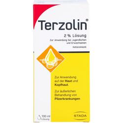 TERZOLIN 2% Lösung 100 ml