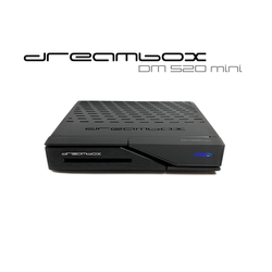 Dreambox Dreambox DM520 Mini HD 1x DVB-S2 Tuner PVR Ready Satellitenreceiver