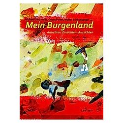 Mein Burgenland - Buch