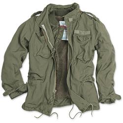 Surplus Regiment M65 Jacke, grün, Größe S