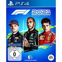F1 2021 PlayStation 4]