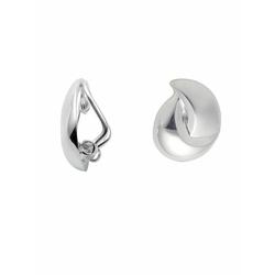 Adelia´s Paar Ohrclips 925 Silber Ohrringe / Ohrclips, Silberschmuck für Damen
