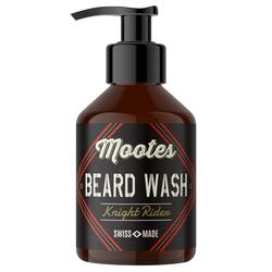 Mootes Beard Wash Knight Rider