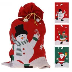 Dekosack - Sack zur Weihnachtsdekoration