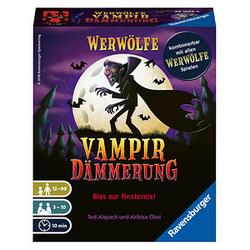 Ravensburger Werwölfe - Vampir Dämmerung Kartenspiel