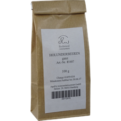 HOLUNDERBEEREN GANZ 100 g