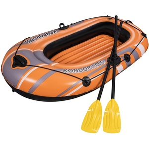 Bestway Schlauchboot-Set Kondor 1000, für 1 Person 155 x 93 x 30 cm