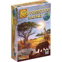 Hans im Glück Spiel, Carcassonne Safari