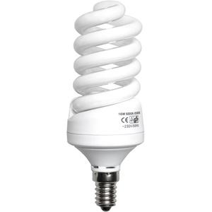 Walimex 16640 Spiral-Tageslichtlampe (16 Watt, entspricht 90 Watt)