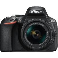 Nikon D5600 + AF-P DX 18-55mm VR + AF-S 35mm