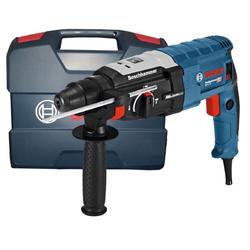 BOSCH Schlagbohrmaschine Bohrhammer Bosch GBH 2-28 SDS-plus (Koffer), 230 V, max. 900 U/min