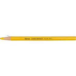 Markal China Marker gelb mit Papierhülle ( Inh.12 Stück )