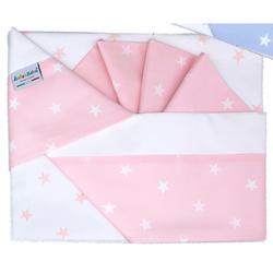 Andy & Helen Blattset für Kinderbett Fantasy F1 3 Stk. Pink