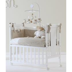 Nanan Mini-Me Tato Kinderbett mit Matratze