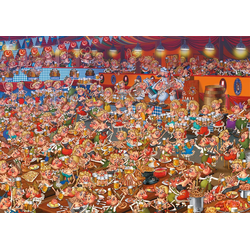 Piatnik Puzzle Bayrisches Bierfest, 1000 Puzzleteile