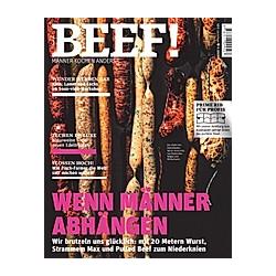 BEEF! - Für Männer mit Geschmack: 4/2020 BEEF! Nr. 58 (4/2020)